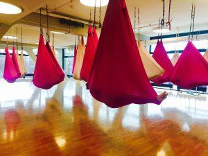 Aerial Yoga Entspannung - 1