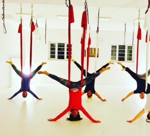 Aerial Yoga Star - 1