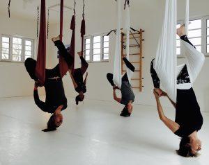 Aerial Yoga Umkehr3 - 1